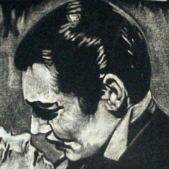 Clark Gable par Giston
